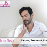 Crick in neck