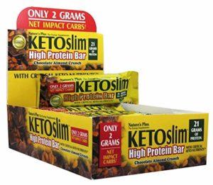 KetoSlim protein bars