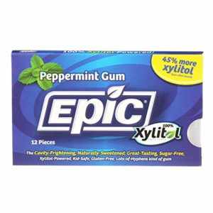 Epic Xylitol Keto Friendly Gum
