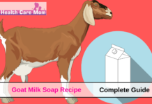 Goat Milk Soap Recipe