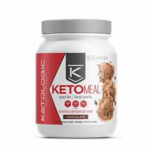 KetoLogic Keto Meal Replacement Sachets