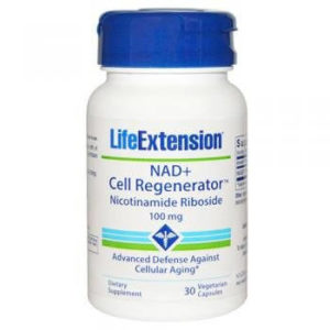 Life Extension NAD+ Cell Regenerator Nicotinamide Riboside