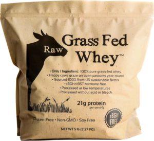 Raw Grass-Fed Whey