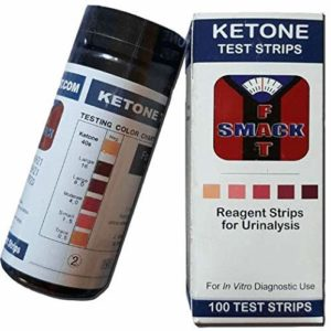 Smackfat Ketone Strips