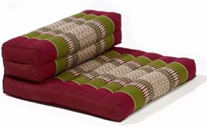myZENhome Organic Kapok Filled Dhyana Meditation Cushion