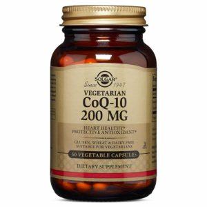 Vegetarian CoQ10 Solgar