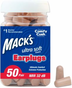 Mack's ear care