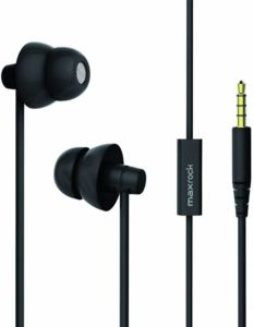 Maxrock Slim Fit Soft Foam Earplugs