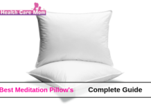 best meditation pillow