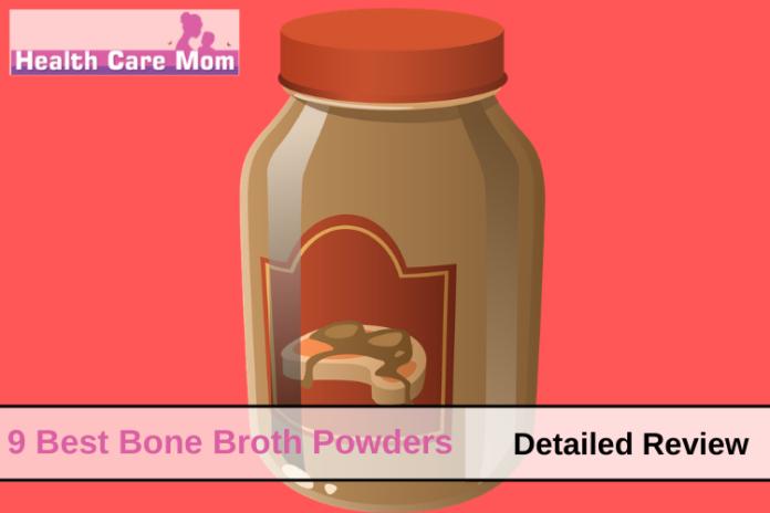 9 Best Bone Broth Powders