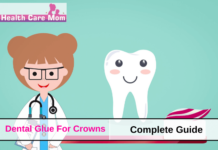 Dental Glue For Crowns